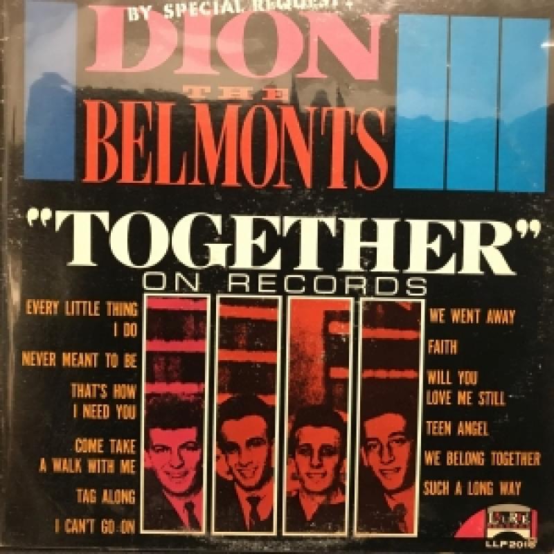 ディオン&ザ・ベルモンツ/TOGETHER