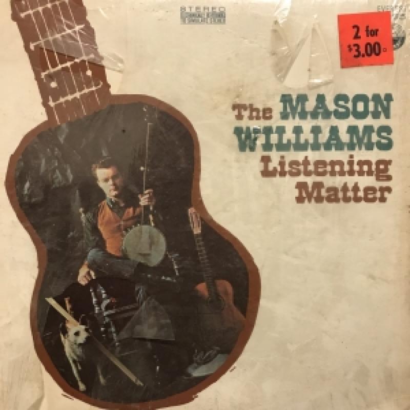 メーソン・ウィリアムス/LISTENING