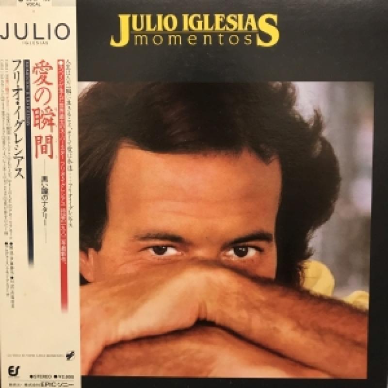 """フリオ・イグレシアス/MOMENTOSの12インチレコード通販・販売ならサウンドファインダー"""""""