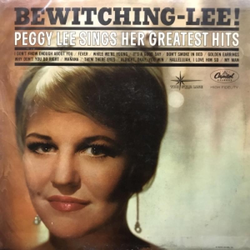 ペギー・リー/BEWITCHING