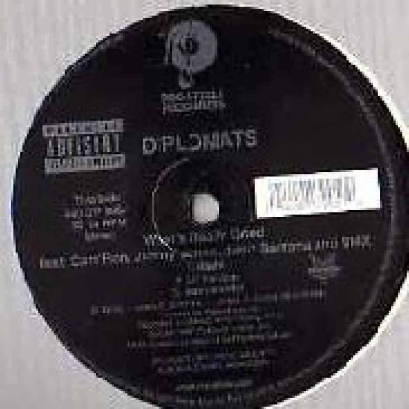 DIPLOMATS/WHAT'S