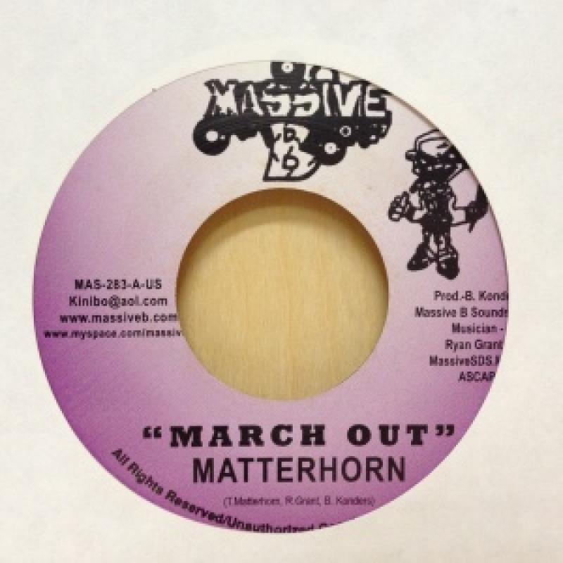 MATTERHORN/MARCH