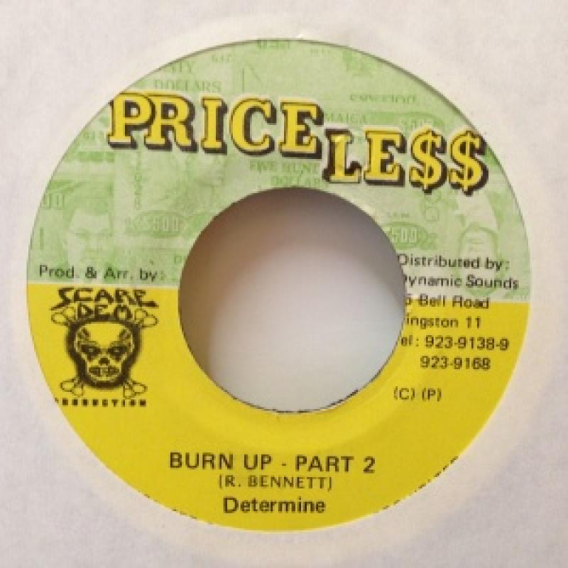 DETERMINE/BURN