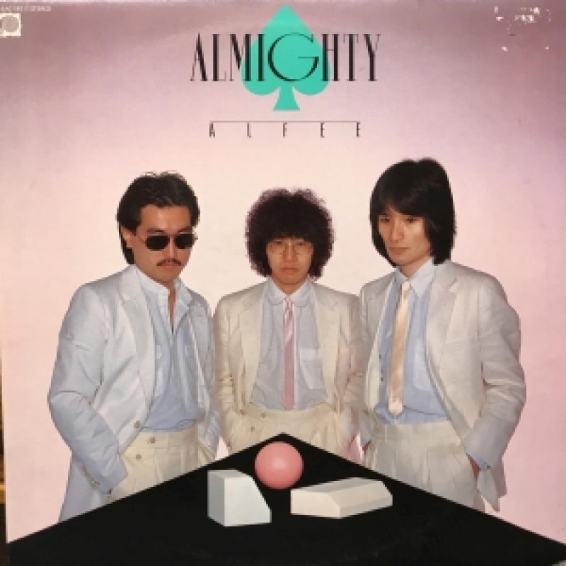 """ジ・アルフィー/ALMIGHTYのLPレコード通販・販売ならサウンドファインダー"""""""