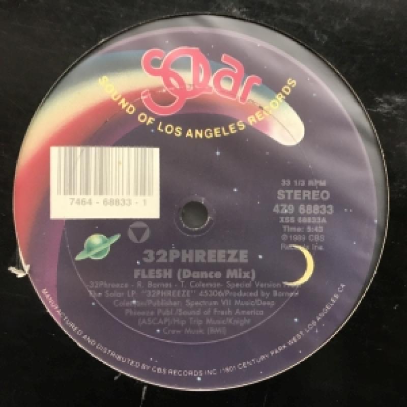 """32PHREEZE/FLESHの12インチレコード通販・販売ならサウンドファインダー"""""""