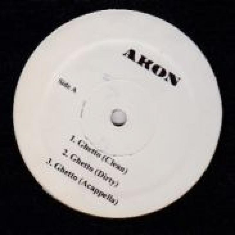 """AKON/GHETTOの12インチレコード通販・販売ならサウンドファインダー"""""""