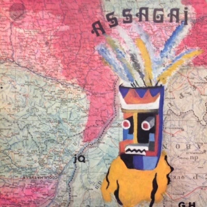 "ASSAGAI/ASSAGAIのLPレコード通販・販売ならサウンドファインダー"""