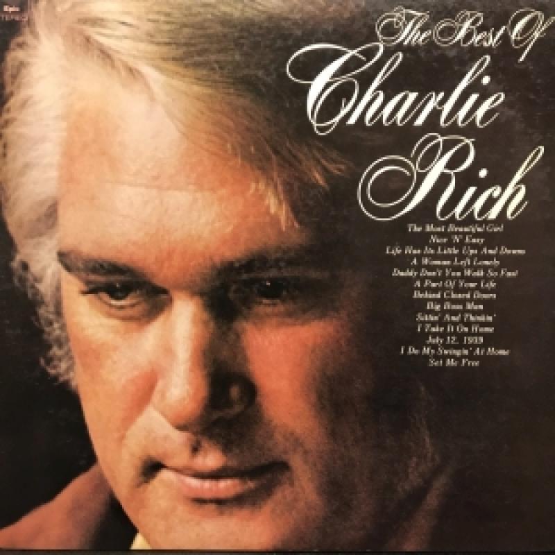 チャーリー・リッチ/THE