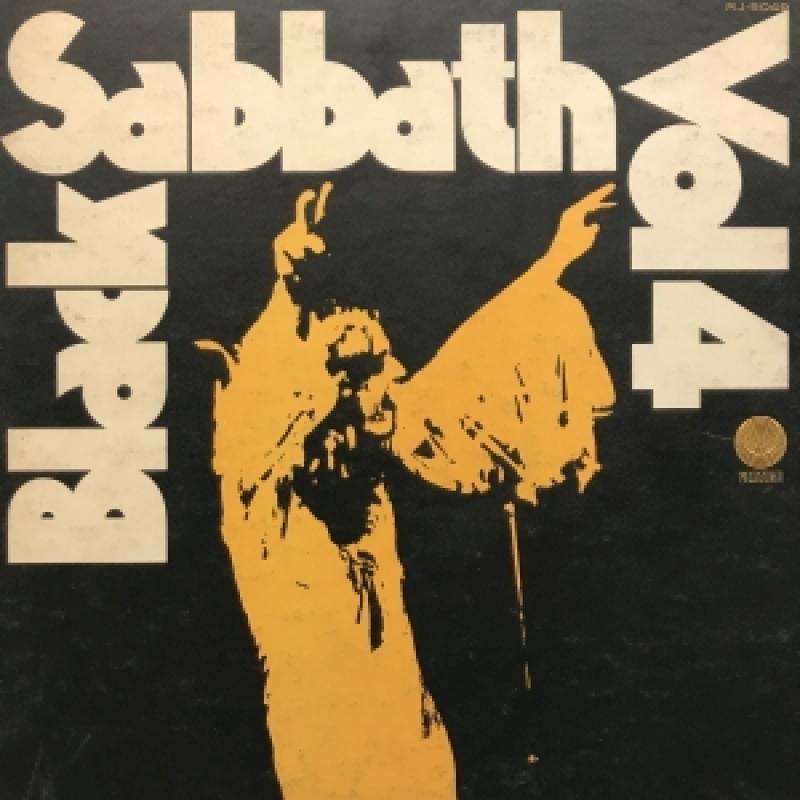 """ブラック・サバス/VOL.4のLPレコード通販・販売ならサウンドファインダー"""""""