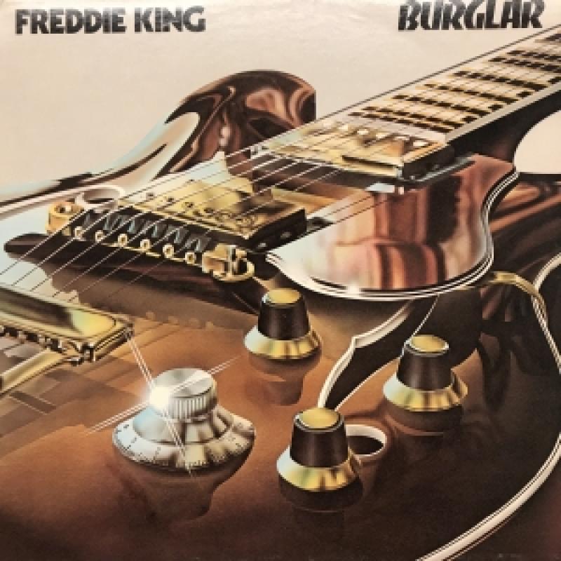 """フレディ・キング/BURGLARのLPレコード通販・販売ならサウンドファインダー"""""""