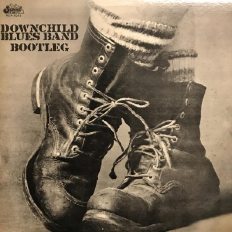 """ダウンチャイルド・ブルース・バンド/BOOTLEGのLPレコード通販・販売ならサウンドファインダー"""""""