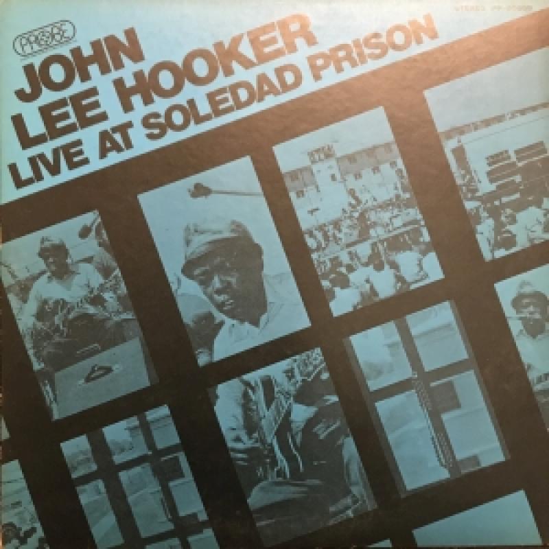 ジョン・リー・フッカー/LIVE