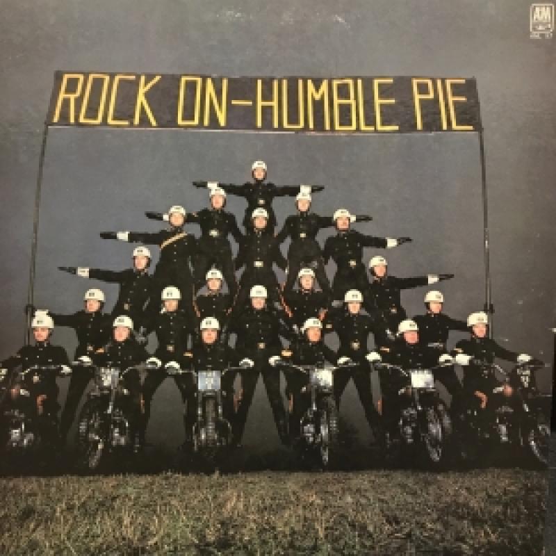 ハンブル・パイ/ROCK