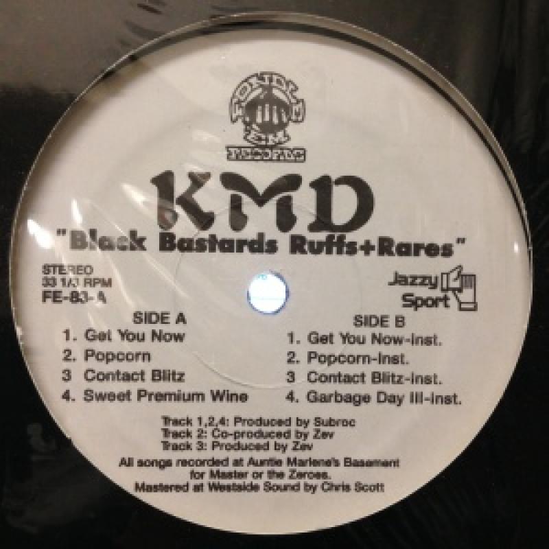 KMD/BLACK