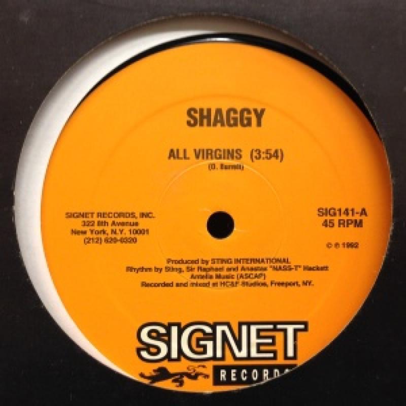 SHAGGY/ALL