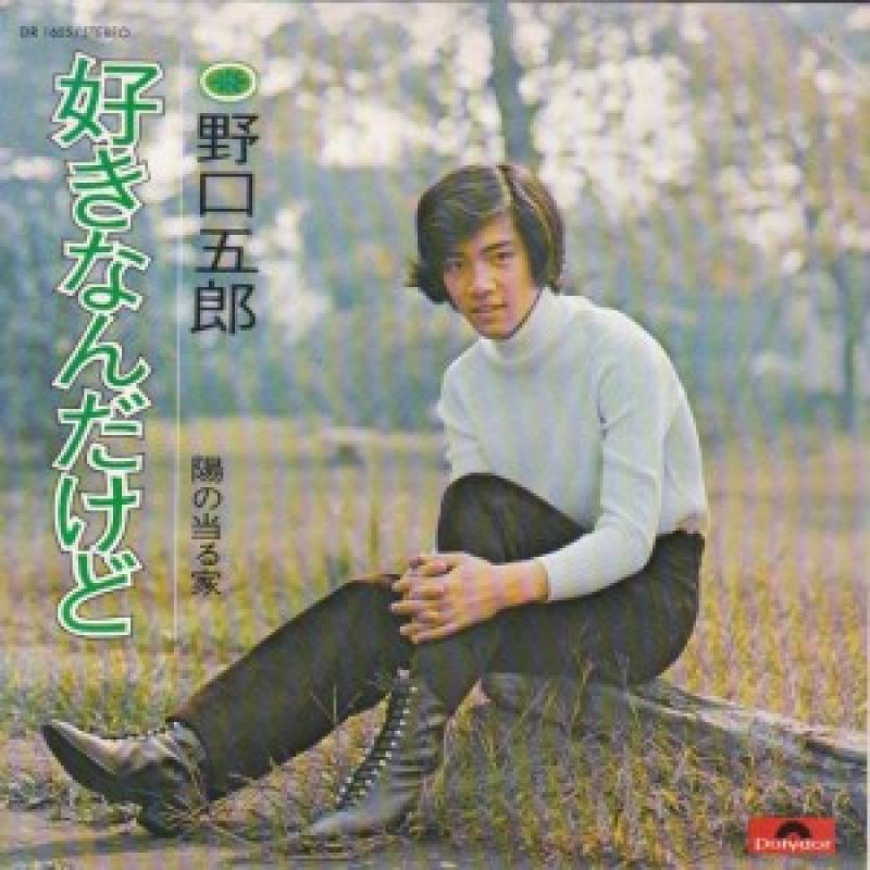 """野口五郎/好きなんだけどの12インチレコード通販・販売ならサウンドファインダー"""""""