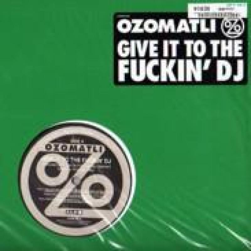 OZOMATLI/GIVE
