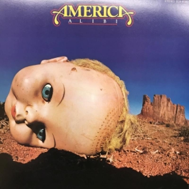 """AMERICA/ALIBIのLPレコード通販・販売ならサウンドファインダー"""""""