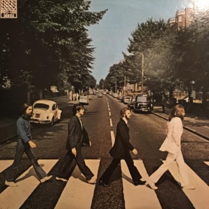 ザ・ビートルズ/ABBEY ROADのLPレコード通販・販売ならサウンドファインダー