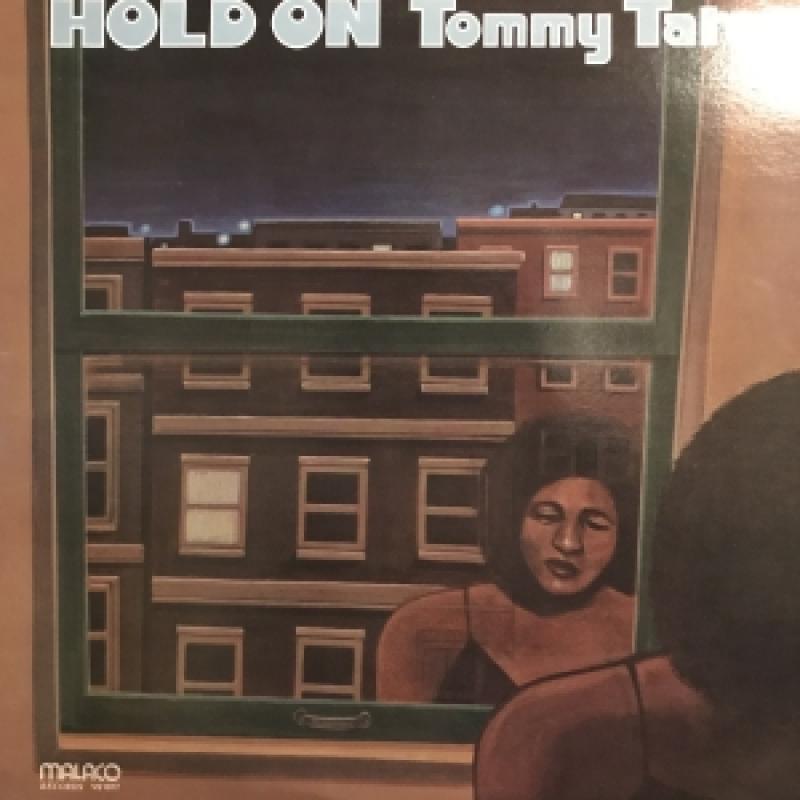 TOMMY TATE/HOLD ONのLPレコード通販・販売ならサウンドファインダー