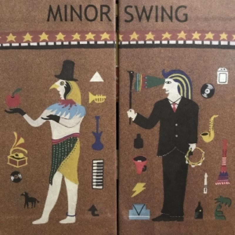 EGO-WRAPPIN'/MINOR SWINGのシングル盤通販・販売ならサウンドファインダー