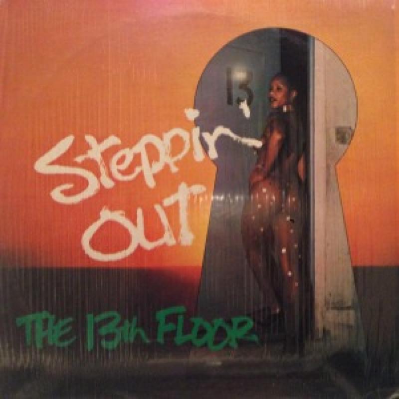 THE 13TH FLOOR/STEPPIN' OUTのLPレコード vinyl LP通販・販売ならサウンドファインダー