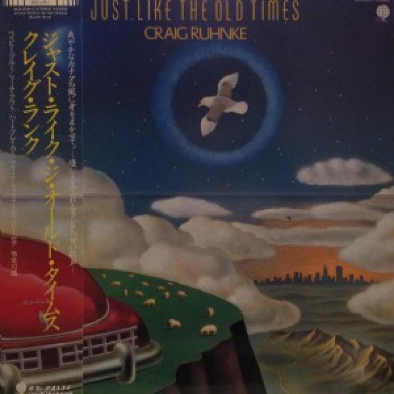 クレイグ・ランク/JUST LIKE THE OLD TIMESのLPレコード vinyl LP通販・販売ならサウンドファインダー