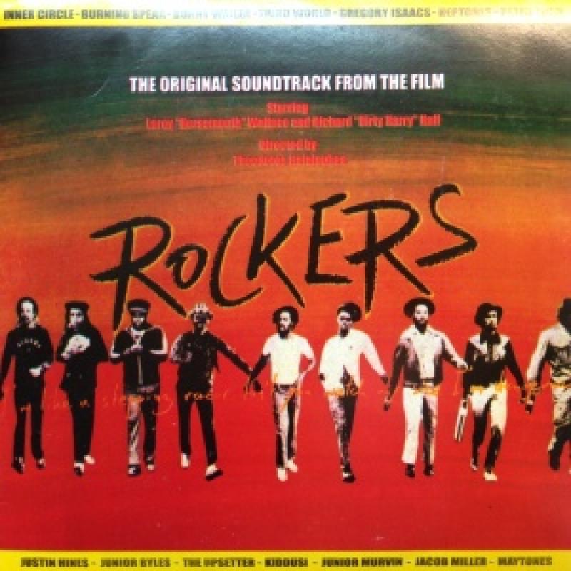 V.A./THE ORIGINAL SOUNDTRACK FROM ROCKERS (LP)のLPレコード vinyl LP通販・販売ならサウンドファインダー