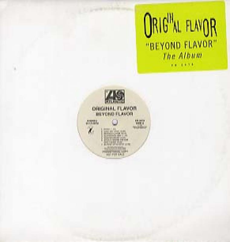 ORIGINAL FLAVOR - BEYOND FLAVOR-PROMO - 33T