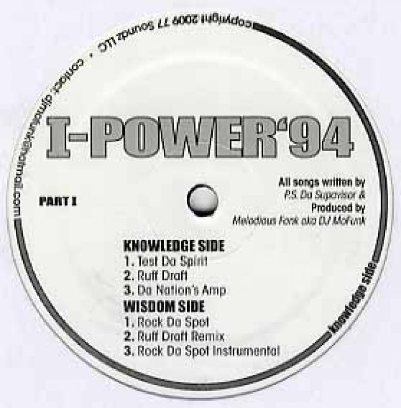 I-POWER/I-POWER