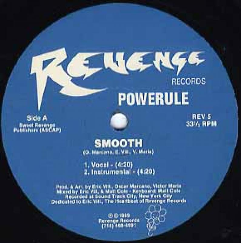 "POWERULE/SMOOTHの12インチレコード通販・販売ならサウンドファインダー"""