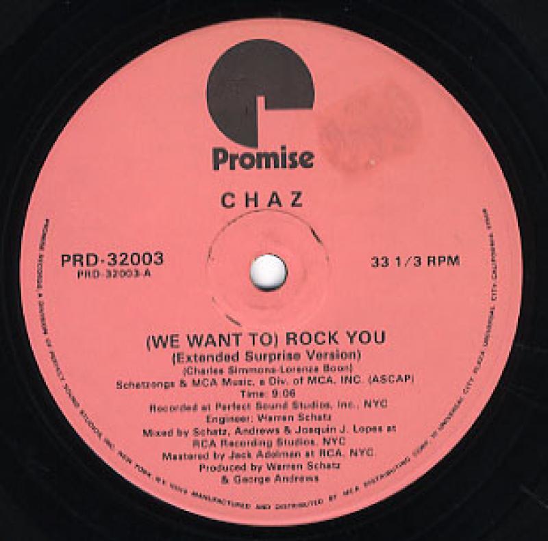 CHAZ/(WE