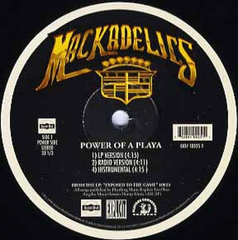 MACKADELICS/POWER