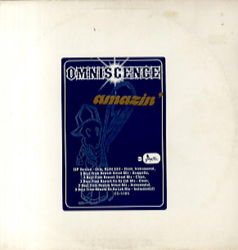 """OMNISCENCE/AMAZIN'の12インチレコード通販・販売ならサウンドファインダー"""""""