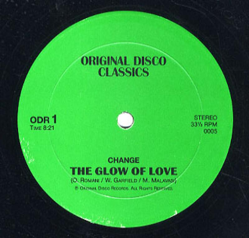 CHANGE / RUFUS & CHAKA KHAN - THE GLOW OF LOVE / DO YOU LOVE WHAT YOU FEEL - 12 inch 45 rpm