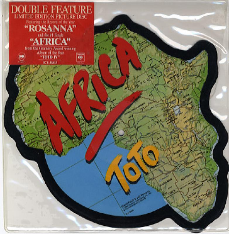 Toto Africa Vinyl Records Lp Cd On Cdandlp