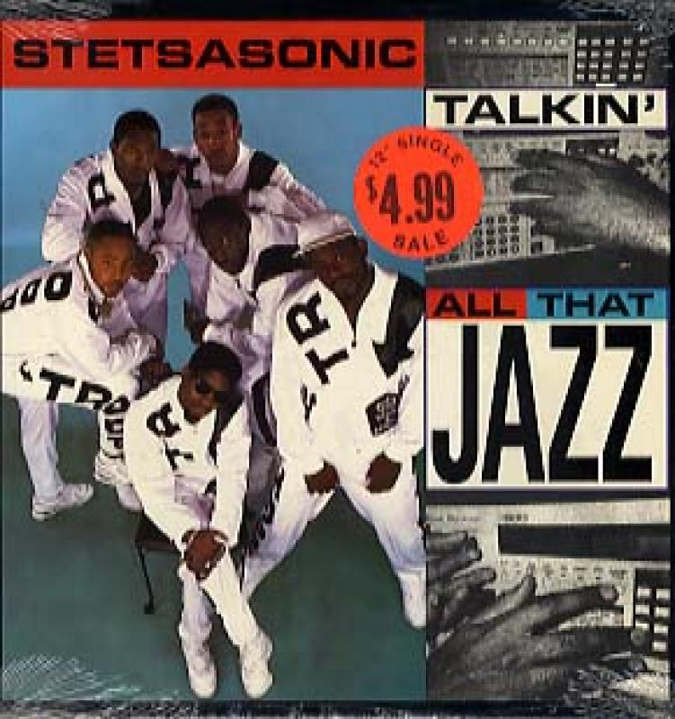 STETSASONIC/TALKING'