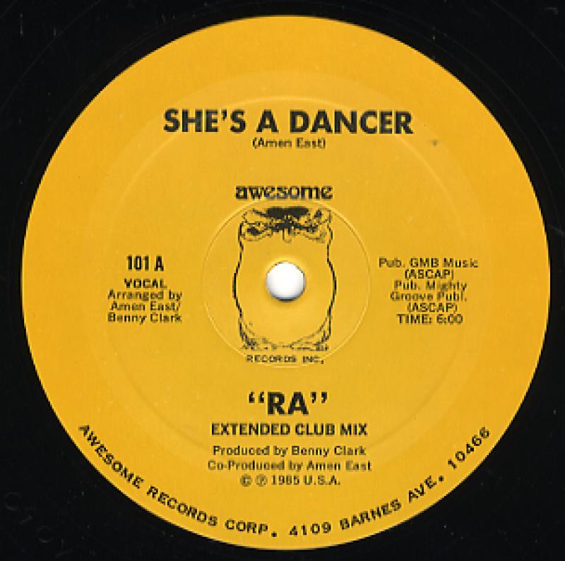 RA/SHE'S