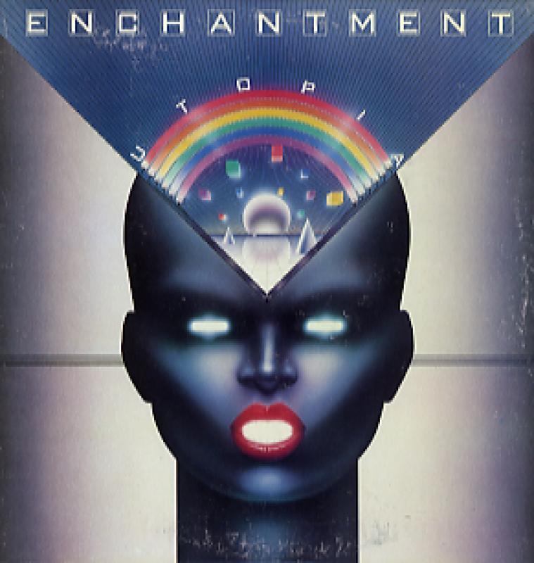 """ENCHANTMENT/UTOPIAのLPレコード通販・販売ならサウンドファインダー"""""""