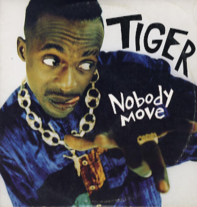 TIGER/NOBODY