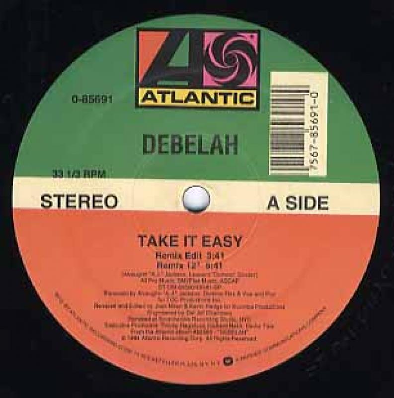 DEBELAH/TAKE