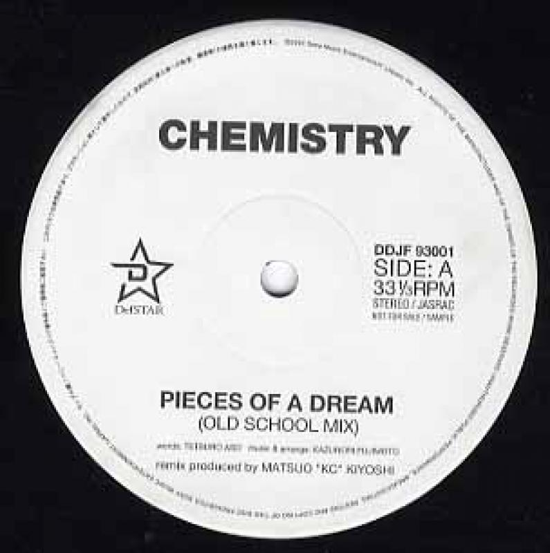 CHEMISTRY/PIECES
