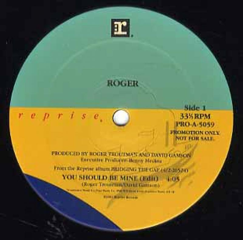 ROGER/YOU