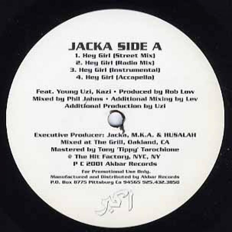 JACKA/HEY