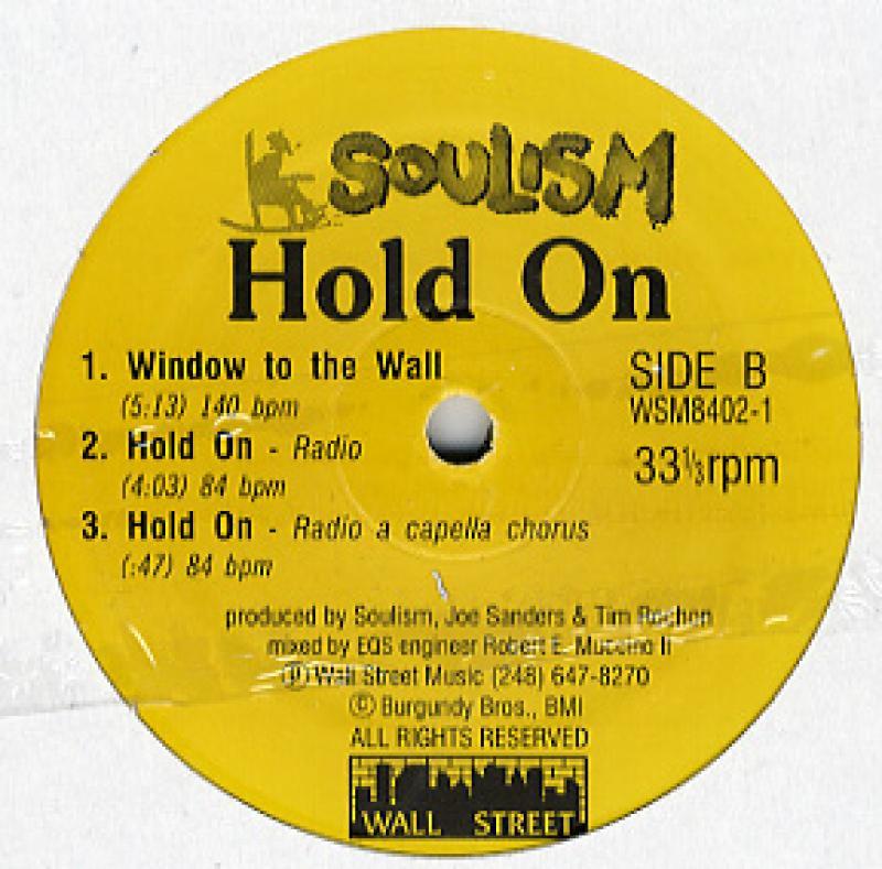 SOULISM/HOLD