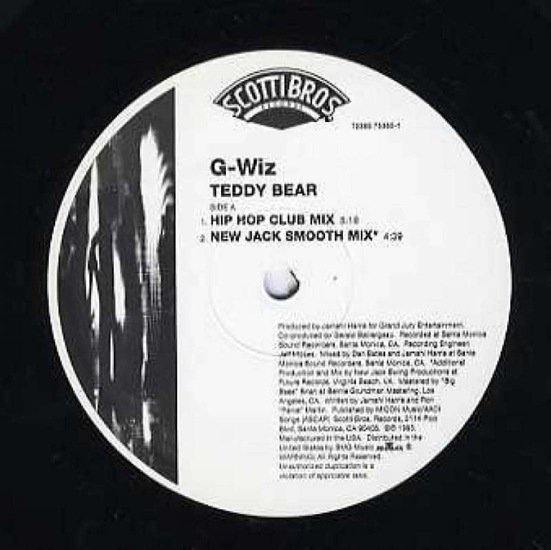 G-WIZ/TEDDY