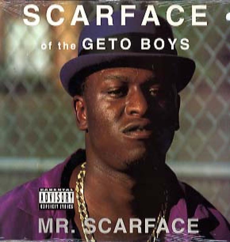 SCARFACE/MR