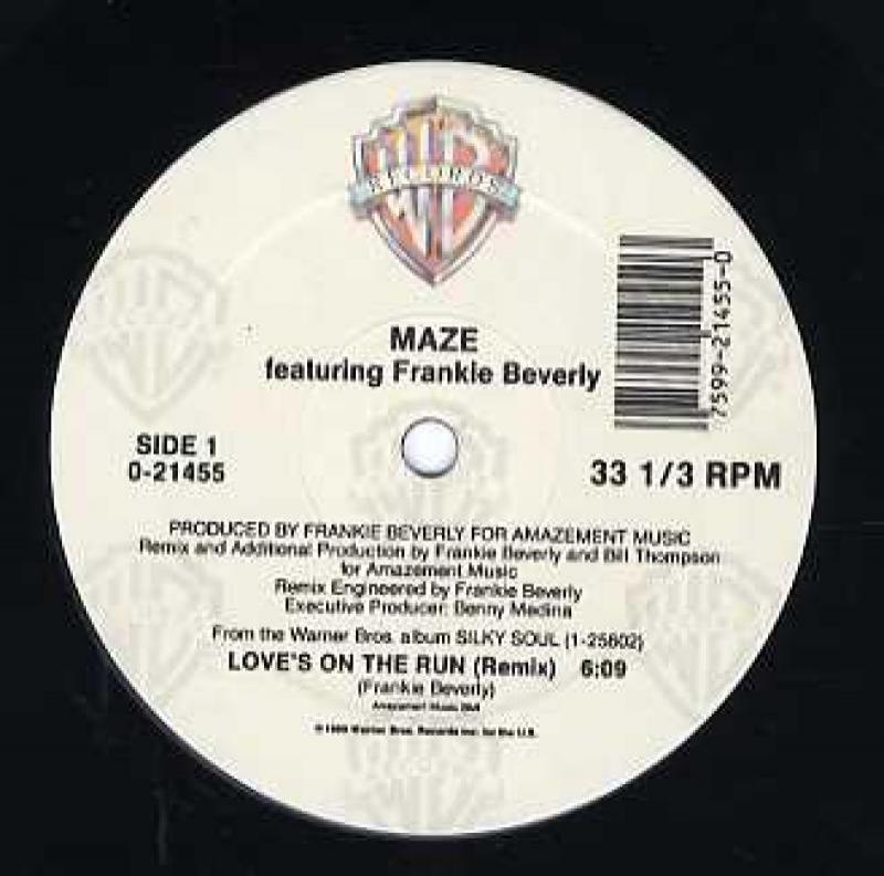 MAZE/LOVE'S
