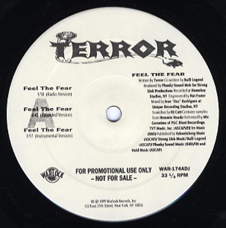 TERROR/FEEL