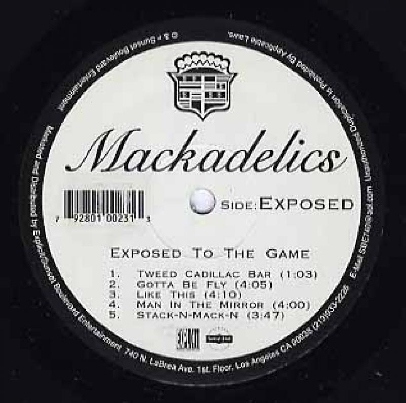 MACKADELICS/EXPOSED